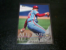 PHILADELPHIA PHILLIES STEVE CARLTON 2017 TOPPS ALL-TIME ALL-STARS #ATAS-25