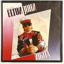 "7"" Single - Elton John - Nikita - S1633 - washed & cleaned"