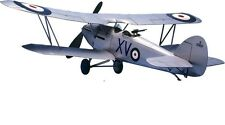 Hawker Hart: West Wings Rubber Powered Balsa Wood Flying Scale Model Plane WW09