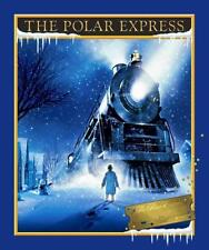 POLAR EXPRESS TRAIN FABRIC QUILT TOP WALLHANGING CP59705  COTTON FABRIC NEW