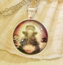 Handmade Natural Tibetan Silver Costume Necklaces & Pendants