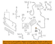AUDI OEM 09-15 Q7 A/C AC Condenser/Compressor/Line-Compressor Sleeve 03L260817