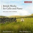 British Works For Cello & Piano, Volume 2, Paul Watkins, Huw Watkins CD | 009511