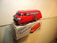 Schuco Varianto 3047 Geräte-Feuerwehr--Uhrwerk--