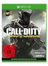 CoD Call of Duty Infinite Warfare (XBox One) (NEU OVP) (UNCUT) (Blitzversand)