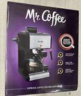 Mr. Coffee. Espresso, Cappuccino And Latte maker. BVMC-ECM270 Espresso Machine photo