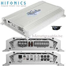 Hifonics Vulcan VXI-6404 4-Kanal Auto Verstärker PKW Endstufe 1200 Watt brückbar