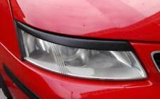 Eyelids SAAB 93 original ABS headlight spoiler eyebrows ögonlock lids