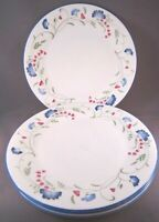 Royal Doulton Expressions Windermere Salad Plates - Set of 4 - 8 Inch - England