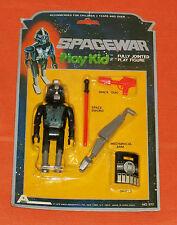 vintage Arco SPACEWAR PLAY KID MOC black