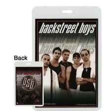 Backstreet Boys - Band - Backstage Pass