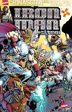 Iron Man & I Vendicatori N. 28 (La rinascita eroi N.10)