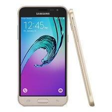 Open Box Samsung Galxy J3 2016 J320H/DS Factory Unlocked HSPA+ Smartphone - Gold