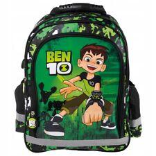 Ben 10 Hero Time Zaino per la Scuola Cartella E Tempo Libero extra-Curriculari