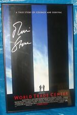 NM001 World Trade Center Movie Poster Sign Oliver Stone