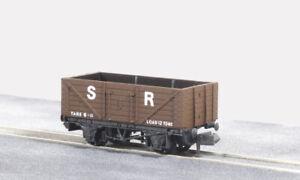 Peco NR-41S N Gauge 7 Plank Wagon SR Bauxite