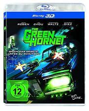 The Green Hornet [Blu-ray 3D + 2D](NEU/OVP) Seth Rogen, Christoph Waltz, Cameron