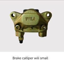 carriage brake Calliper WILI Small