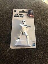 "StormTrooper Disney Star Wars Hasbro Toy Figure 4"", NEW 2019 w/ blaster"