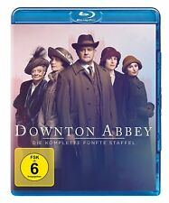 3 Blu-rays * DOWNTON ABBEY - SEASON / STAFFEL 5 (2017) # NEU OVP +