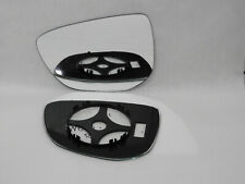 Wing Mirror Glass 2014-2019 For Citroen C4 Cactus Left Side + Back plate #N033