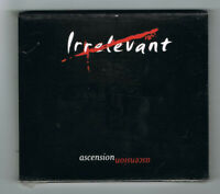 ♫ - IRRELEVANT - ASCENSION ASCENSION - CD 12 TITRES - 2005 - NEUF NEW NEU - ♫