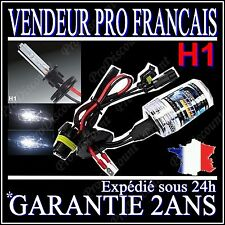 AMPOULE LAMPE FEU PHARE DE RECHANGE POUR KIT XENON HID H1 6000k 55W 12V BLANC