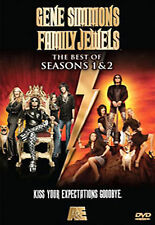 NEW SEALED Gene Simmons Family Jewels - The Best of Season 1  2 (DVD) FREE SHIP!
