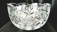 "Fifth Avenue Crystal Bowl 8.5""×6"""