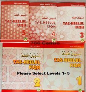 Tas-Heelul Fiqh, Fiqh Made Easy Islamic Madrasah & School Syllabus Tasheelul 786