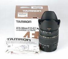 Canon Ef Digitale Tamron Af 28-300 MM 3,5 -6, 3 XR Di Ld Macro Conf Händler EOS