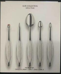 Artis Elite Collection Mirror Finish Five Brush Set