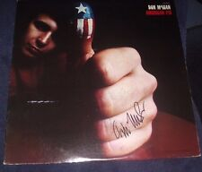 """DON McCLEAN SIGNED RECORD TITLED """"AMERICAN PIE"""" MINT! VERY RARE! L@@K PROOF!"""