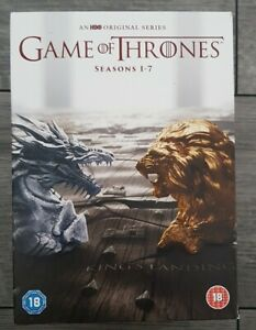 Game of Thrones: The Complete Seasons 1-7 DVD