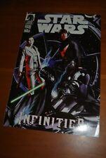 Star Wars Infinities #4, Dark Horse, Lucas Books, 2007