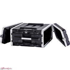 "DeeJay LED TBH4UABS Fly Drive Case 4u Space ABS Molded for 19"" Amplifier"