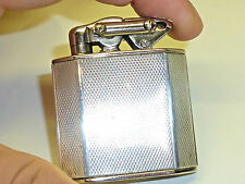 "KW (KARL WIEDEN) ""MODELL 680"" SEMI-AUTOMATIC LIGHTER W. 925 STERLING SILVER CASE"