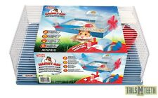 Living World Hamst-Air Interactive Hamster Habitat - A Fun Aeroplane Home! 61841