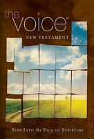 The Voice New Testament, Paperback: Revised and   Updated Ecclesia Bible Societ