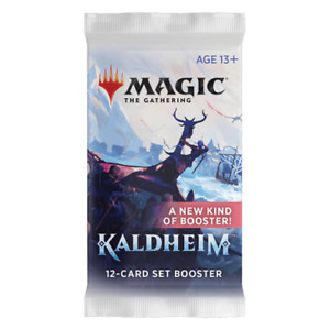 Kaldheim Set Booster Pack - Magic The Gathering MTG Sealed