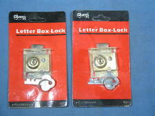 Lot of 2 NEW Guard Letter Box Locks No. 921