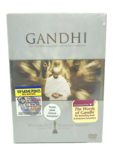 Gandhi His Triumph Changed The World Forever DVD REGION 1 NEW