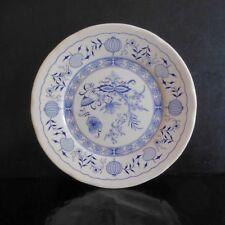 Assiette céramique faïence IRONSTONE art nouveau déco design XXe PN France N2977