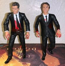 Action Figure | Reservoir Dogs - Bloody Mr. White and Mr. Orange - Mezco - 2001