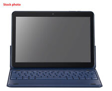 "Onn ONA19TB007 10.1"" 16GB 2GB Wifi Touch w/ keyboard Tablet Android 9 Navy Blue"