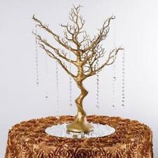 "30"" Tall Manzanita Tree - Gold Centerpiece  ~NEW~ Wedding Party"
