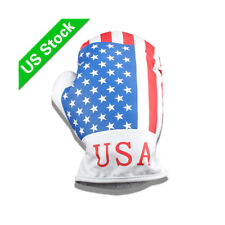 1pc Golf Usa Boxing Gloves Headcovers For Golf Taylormade Titleist Drivers Cover