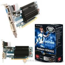 SCHEDA VIDEO GRAFICA Sapphire Hd6450 2G Ddr3 Pci-E Hdmi Dvi-D Vga Lite PASSIVA