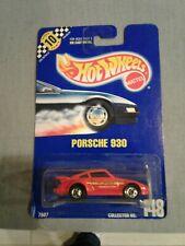 Porsche 930 hot wheels #148