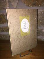 Lettres de Tahiti par Tati Salmon et Henry Adams Éditions du Pacifique 1980